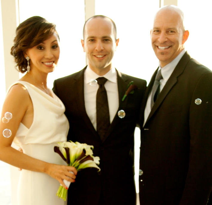 Non Denominational Wedding Officiant Los Angeles CA