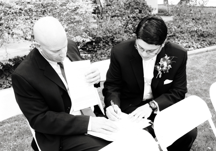 Wedding Officiant in Los Angeles